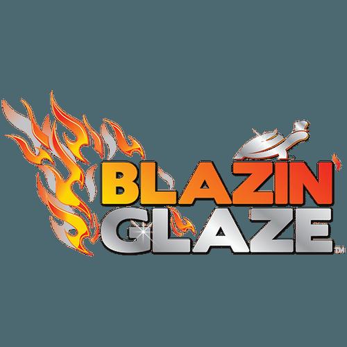 blazin glaze logo